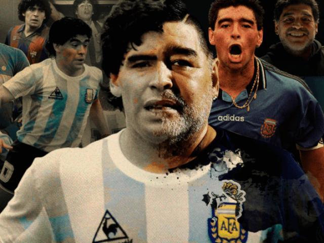 Bí mật Maradona chấn động: Cuộc đời nhiều góc khuất khiến fan sốc thế nào?