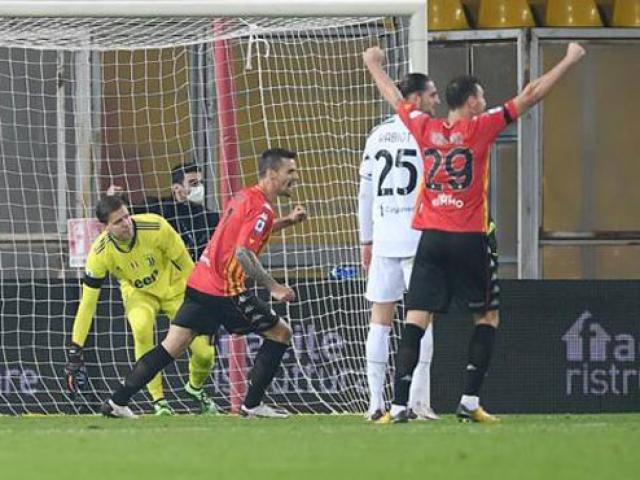 Trực tiếp bóng đá Benevento - Juventus: Morata nhận thẻ đỏ vào cuối trận (Hết giờ)