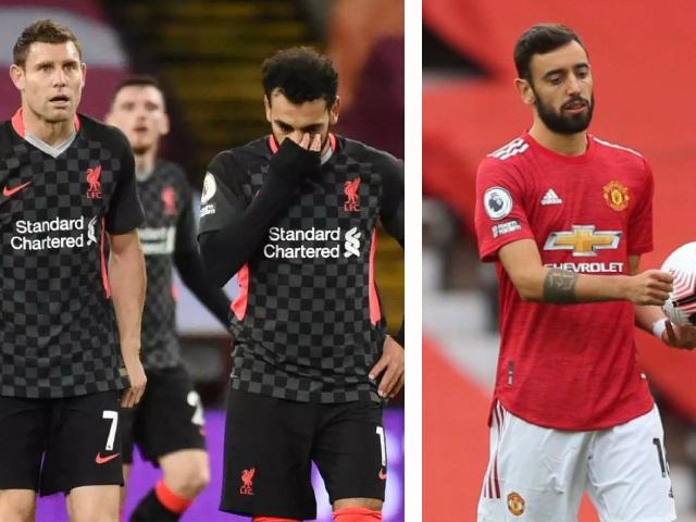 Kịch bản sốc hạ màn Ngoại hạng Anh: MU hạng 9, Chelsea soán ngôi Liverpool