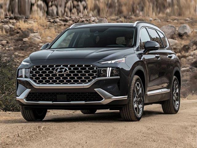 Hyundai Santa Fe 2021 có giá bán tăng nhẹ, bản tiêu chuẩn dự kiến từ 648 triệu đồng