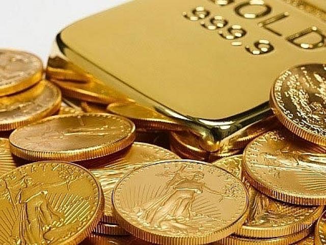 Giá vàng hôm nay 12/12: USD đi lên hạn chế đà tăng của vàng