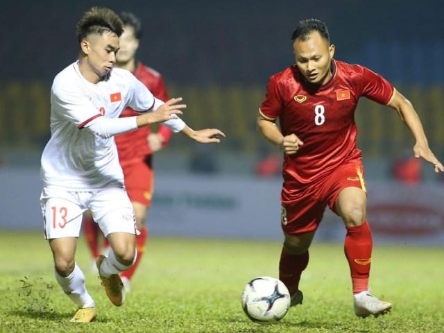 Video ĐT Việt Nam - U22 Việt Nam: Ngôi sao tỏa sáng, rượt đuổi 5 bàn mãn nhãn