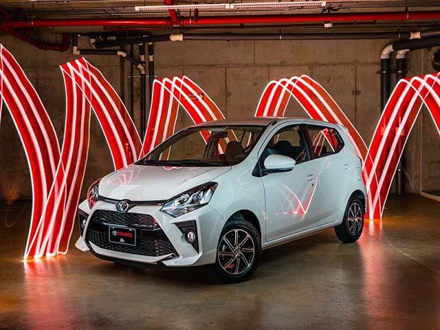 Giá xe Toyota Wigo lăn bánh tháng 10/2021, ưu đãi lên đến 20 triệu đồng
