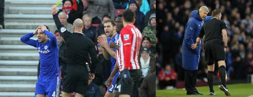 """Arsene Wenger mỉa mai những """"kịch sĩ"""" của Chelsea"""