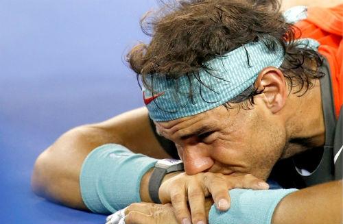 Rafael Nadal trải lòng về ám ảnh chấn thương