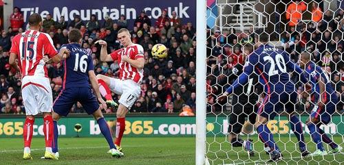 Van Gaal thừa nhận MU xứng đáng hòa Stoke