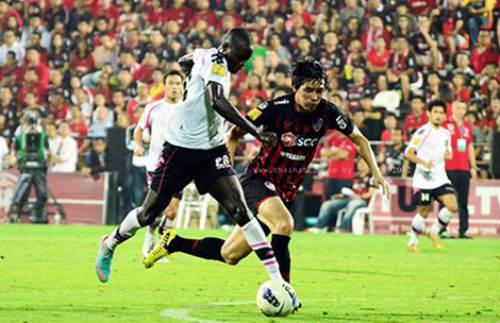 Câu chuyện thể thao: Thai-League qua mặt V-League