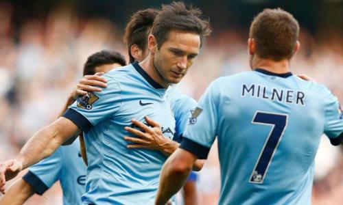 Man City: Ơn giời, Lampard đây rồi!