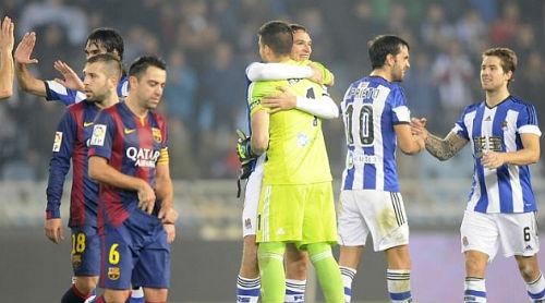 Barca thua, 96% NHM chỉ trích Enrique
