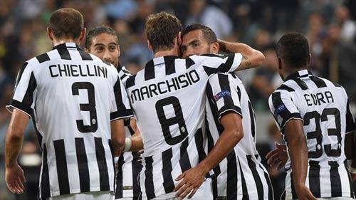 Juventus – Inter: Chờ đợi phép màu