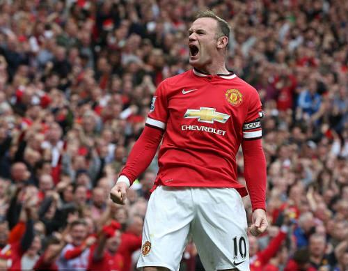 Cầu xuất sắc nhất MU: Lần đầu cho Rooney