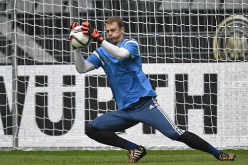 Cuộc đua QBV: Neuer phản xạ tốt nhất châu Âu