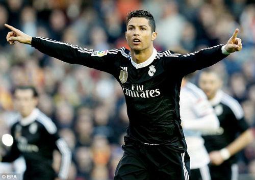 Ronaldo có thể chơi bóng ở Mỹ vào năm 2018