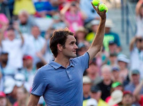 Đường bằng phẳng chờ Federer (Tứ kết Brisbane)