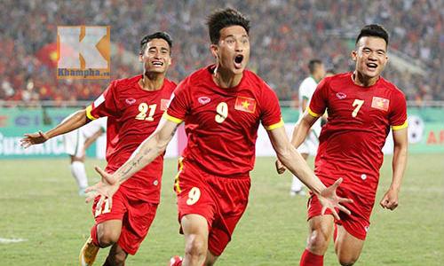 ĐTVN được chia tiền thưởng 3 tỷ đồng sau AFF Cup