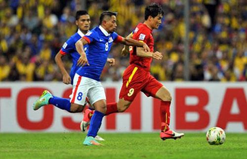 Vòng 2 V-League: Công Vinh gặp khó ở B. Bình Dương