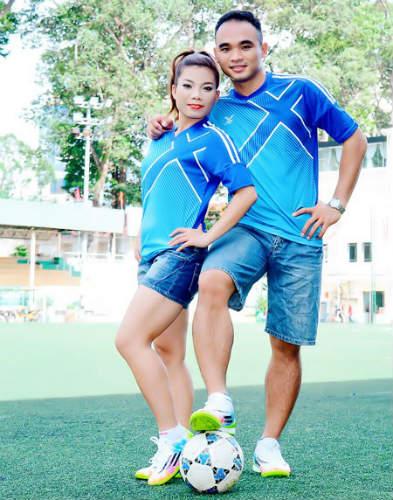 Đám cưới Kim Hồng và HLV Phú Kiện: Ô vui quá xá là vui...