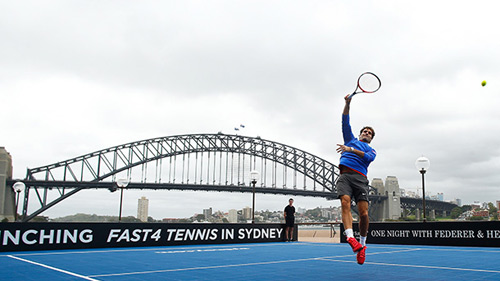 Australian Open 2015: Khởi đầu