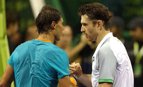 Nadal yếm thế trong Big 4