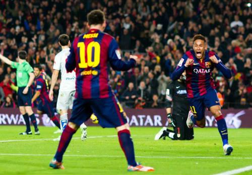 Người Barca ngán ngẩm khi nghĩ về Atletico