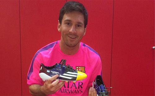 """""""Nhà tài trợ vàng"""" muốn giúp MU chiêu mộ Messi"""