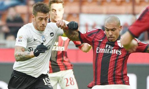 AC Milan - Atalanta: Không khoan nhượng