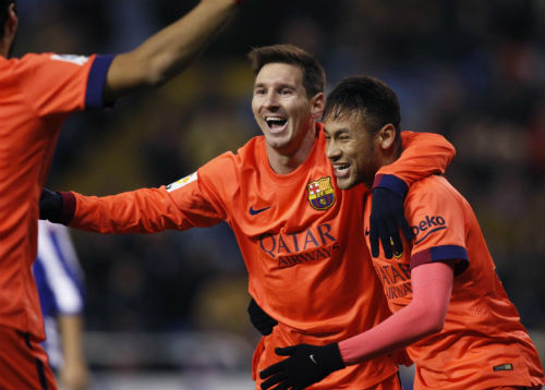Ca ngợi Messi, Enrique xóa tan tin đồn mâu thuẫn