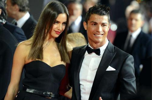 Ronaldo chính thức xác nhận chia tay Irina Shayk