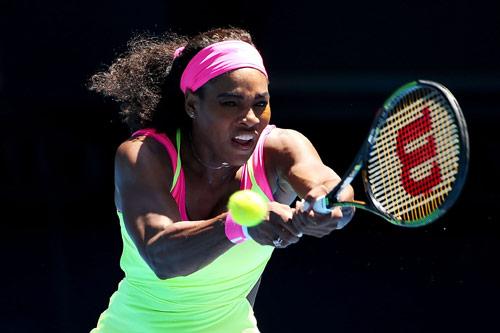 Serena - Zvonareva: Đẳng cấp là đây (V2 Australian Open)