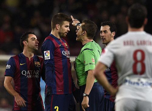 Barca 1-0 Atletico: Nghệ sỹ, đấu sỹ và kịch sỹ