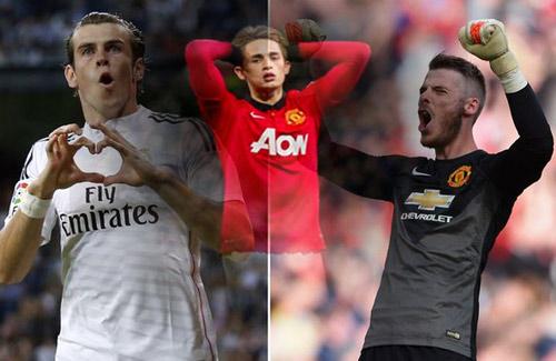 "Muốn có Bale, MU phải ""thí"" Januzaj, De Gea"