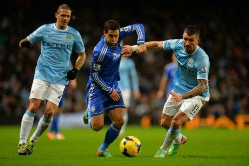 Man City – Middlesbrough: Đánh nhanh chờ Chelsea