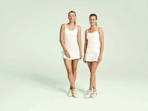 Sharapova vs Bouchard: Ai đẹp hơn ai