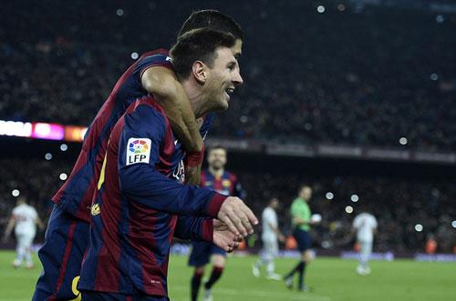 Barca chờ Atletico tấn công: Thập diện mai phục