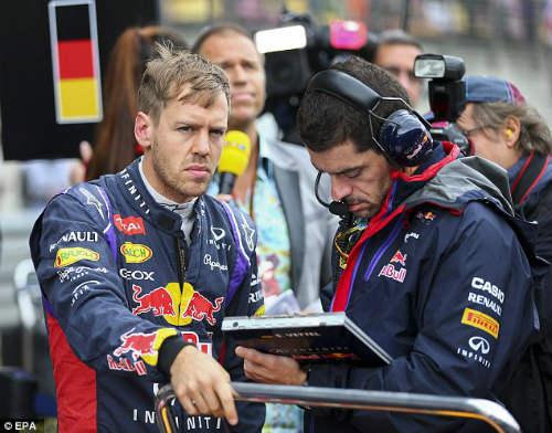 Vettel từng suýt giải nghệ vì bất đồng với Red Bull