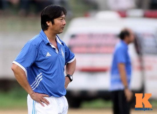 Trợ lý thay HLV Lê Huỳnh Đức dẫn dắt SHB.ĐN ở V-League
