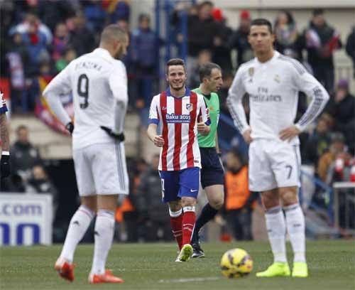 Real – Deportivo: Xua tan mây mù