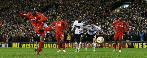 Liverpool - Besiktas: Niềm vui muộn màng