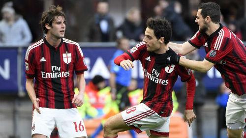 Milan – Cesena: Niềm tin trở lại
