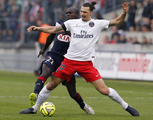 Bordeaux - PSG: Rượt đuổi ngoạn mục