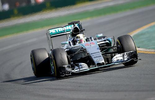 F1: Mercedes chiến thắng 1-2 chặng khai mạc