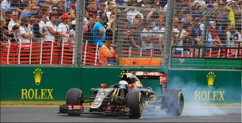 Phía sau vạch đích Australian GP: Những mầm non sáng (P3)