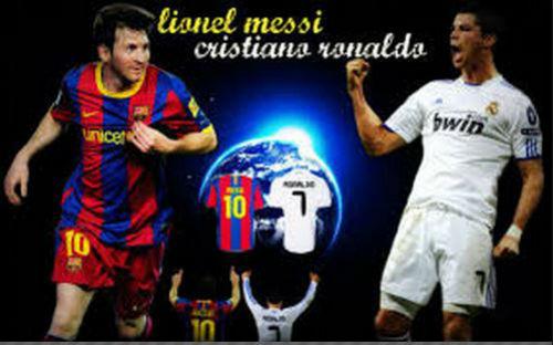 Cuộc chiến Messi-Ronaldo: El Clasico sẽ quyết định