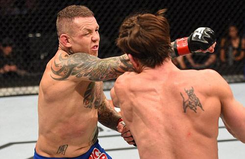 Clip SAO UFC ra đòn K.O cực độc hot nhất tuần