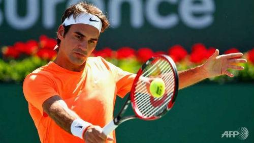 Federer - Berdych: Diễn biến không tưởng (TK Indian Wells)