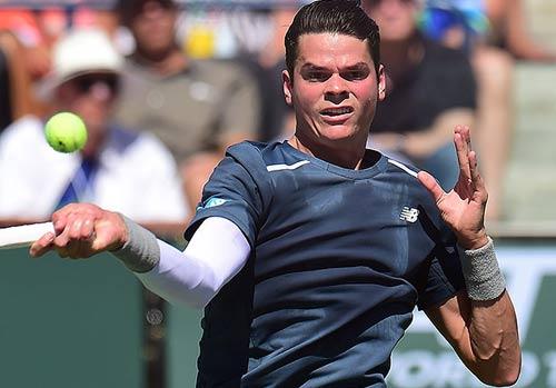 Nadal – Raonic: Ý chí quật cường (TK Indian Wells)