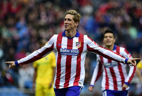 Atletico – Getafe: Lần đầu của Torres