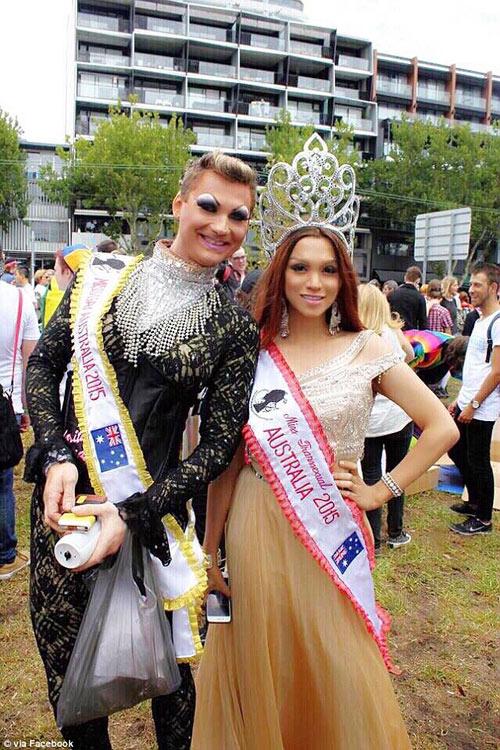 Cuộc thi Hoa hậu Chuyển giới Úc nhận nhiều chỉ trích - hình ảnh 1
