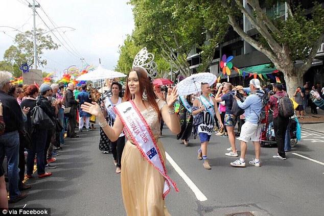 Cuộc thi Hoa hậu Chuyển giới Úc nhận nhiều chỉ trích - hình ảnh 4