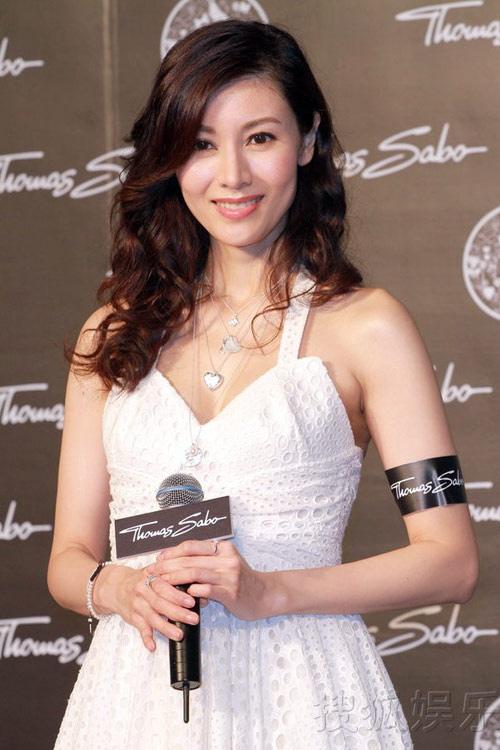 Bí quyết trẻ mãi của 'hoa hậu đẹp nhất Hong Kong' - hình ảnh 6